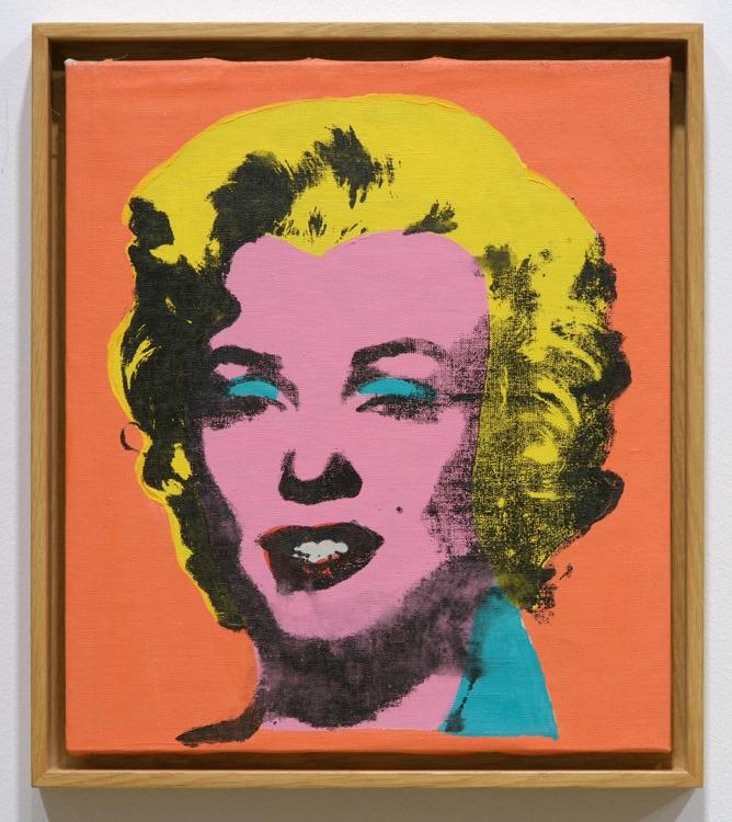 Sturtevant - Warhol Marilyn